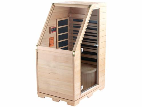 Infra rouge sauna mobile pour la maison
