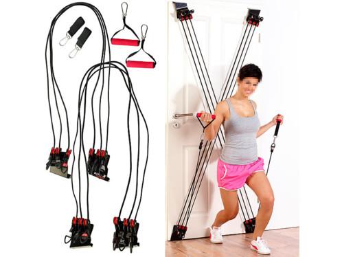 Tendeurs de musculation pour porte