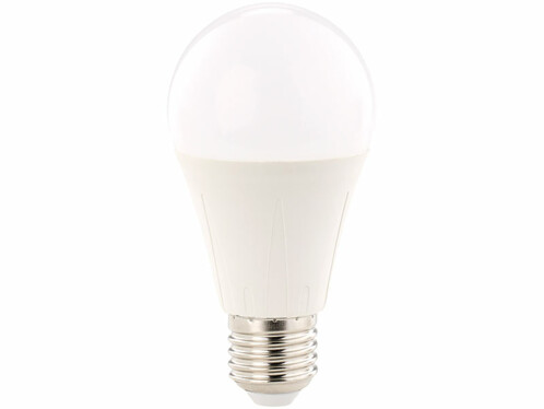 Ampoule LED 1000 lm / 12 W, culot E27, blanc chaud
