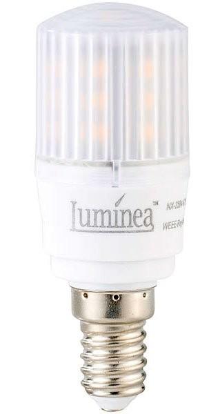Ampoule compacte LED 3,5 W avec éclairage 360° - E14 - Blanc chaud