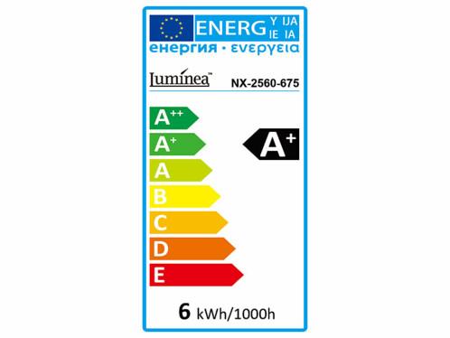 Ampoule LED avec réflecteur, 6 W, E14 - Blanc