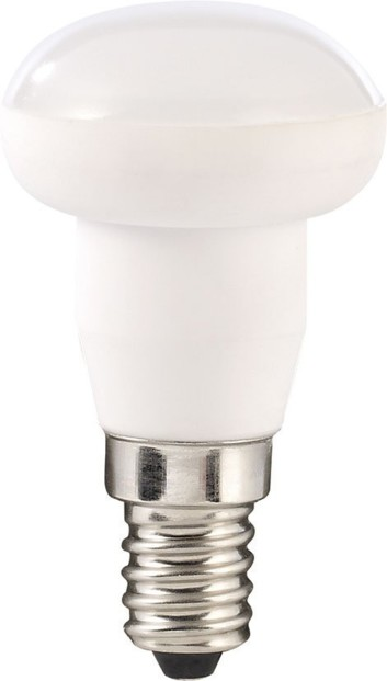 Ampoule LED en céramique, 4 W, E14 - Blanc