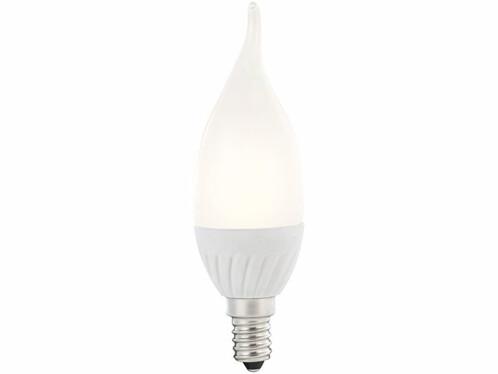 Ampoule LED ''Flamme'' E14 - 3W - Blanc chaud