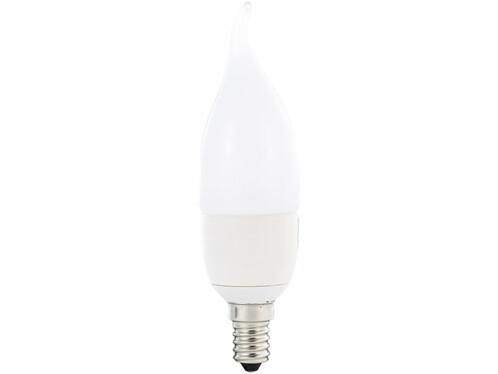 Ampoule LED ''Flamme'' E14 - 6 W - Blanc