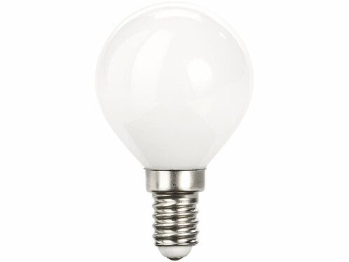 Ampoule LED look ''Retro'' - E14 - Blanc