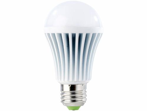 Ampoule LED SMD E27 6W - blanc du jour 6000K