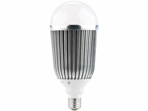 Ampoule LED XXL - E27 - 18 W - blanc chaud