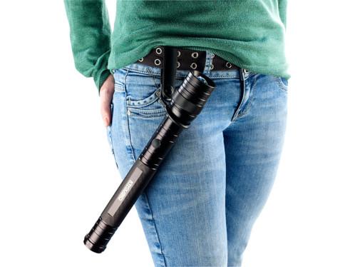 Anneau de ceinture pour lampe de poche
