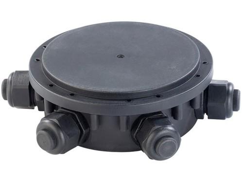 Bo tier de raccordement lectrique tanche pour c bles for Diametre exterieur cable electrique