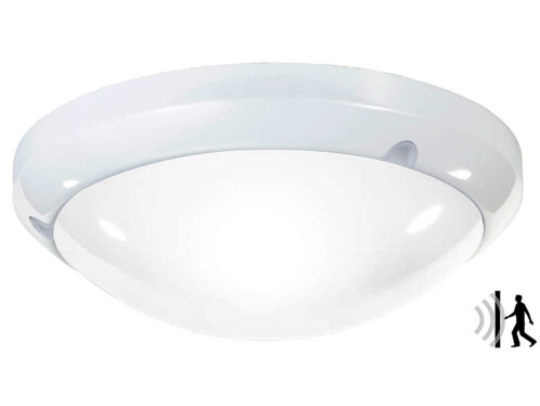 Lampe à LED High-Power 16 W avec détecteur de mouvement