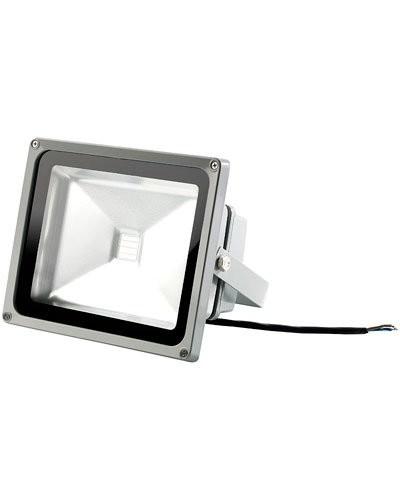Projecteur étanche IP65 à LED 10 W RGB avec connecteur