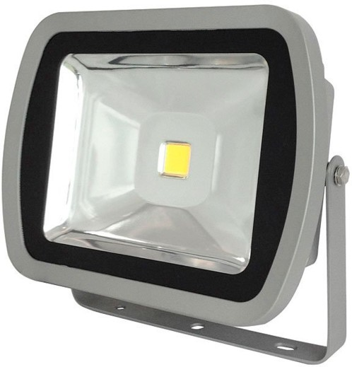 Spot led ext rieur tanche ip65 ampoule led 80w blanc for Spot exterieur noel