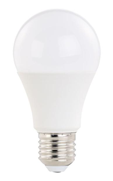 ampoule led e27 blanc chaud 10w avec luminosité adaptable sans variateur