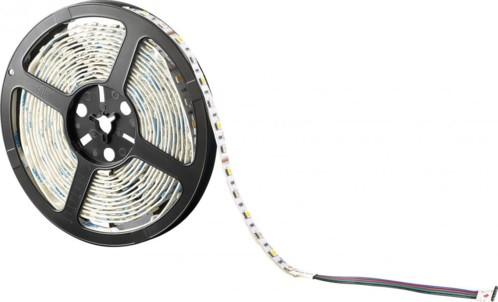 Bande lumineuse 300 LED SMD (RVB + blanc), 5 m ''LX-500N'' - intérieur
