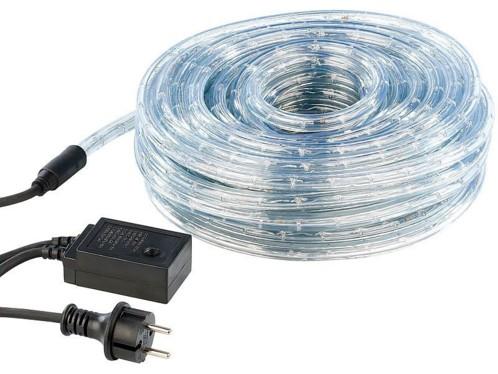 Guirlande à LED étanche IP44 (20 m) - Blanc chaud