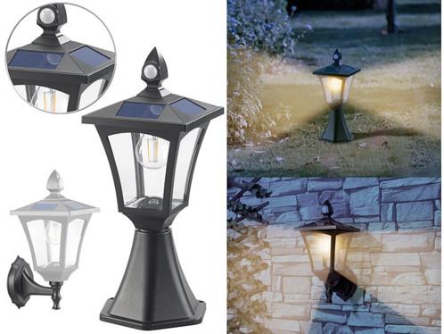 Lanterne et applique LED solaire Royal Gardineer.
