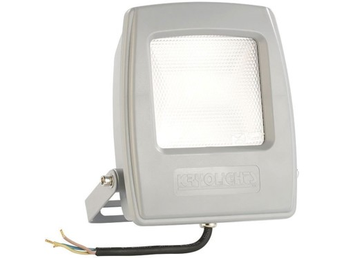 Projecteur LED pour extérieur - 20 W - Blanc chaud