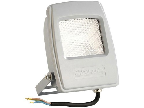 Projecteur LED pour extérieur - 20 W - Blanc