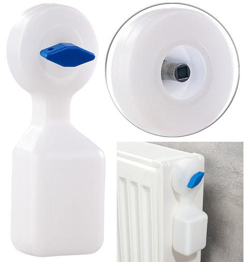 purgeur d'air manuel pour radiateur avec reservoir fuites d'eau