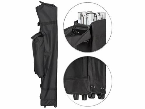 Sac à roulettes pour pavillon pliable Falon, coloris noir