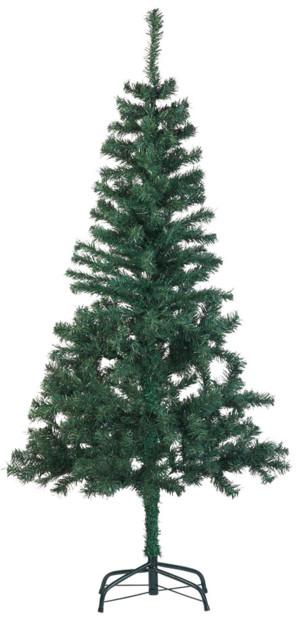 sapin de no l artificiel vert 310 branches 150 cm
