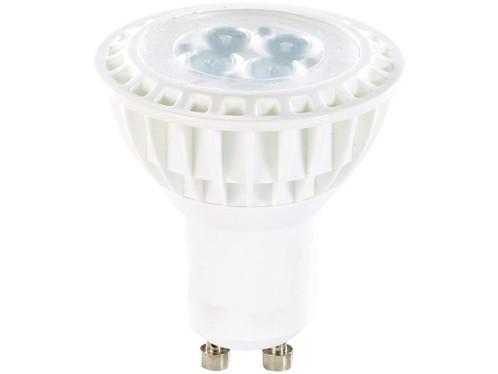 Spot à LED High-Power, GU10, 5 W - blanc chaud