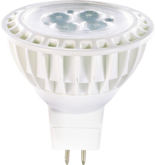 Spot à LED High-Power, GU5.3, 5 W - blanc chaud