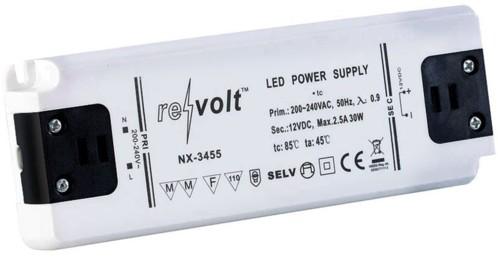 Transformateur pour lampes à LED - 0 à 30 W