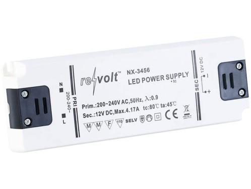 Transformateur pour lampes à LED - 0 à 50 W