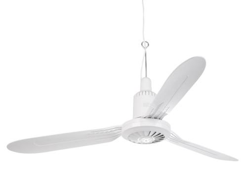 ventilateur de plafond avec telecommande minuteur 105cm sichler