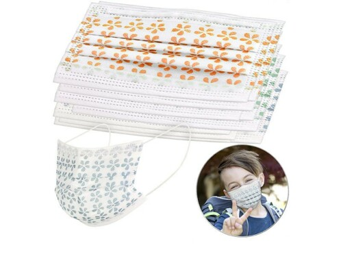 10masques de protection pour enfant