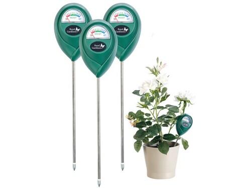 3 capteurs d'humidité pour plantes