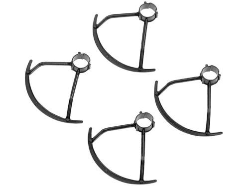 4protège-rotors pour mini-quadricoptère GH-44.mini