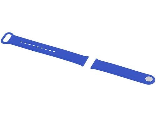 Bracelet de rechange pour smartwatch ''SW-200.hr'' - Bleu