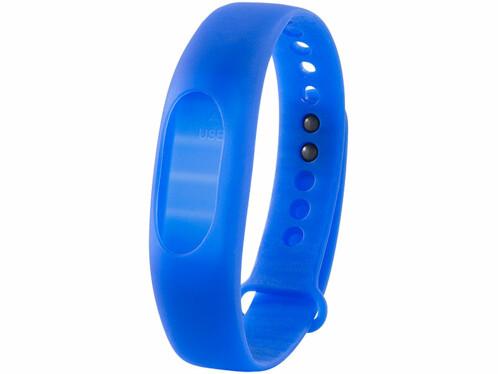Bracelet de rechange pour traceur fitness FBT-100-3D - Bleu