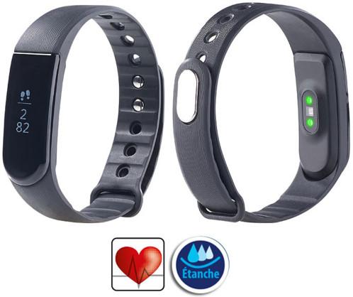 montre capteur sport avec ecran tactile et capteur frequence cardiaque pearl nx4286