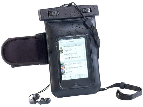 Brassard sport étanche pour mobile < 3,5''