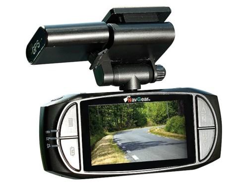 Caméra embarquée Super HD ''MDV-3300.SHD'' avec dongle GPS