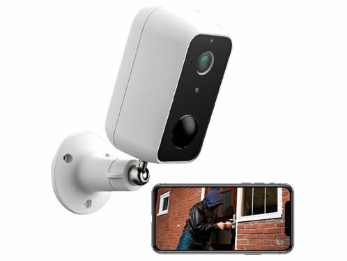 Caméra de surveillance connectée Full HD IPC-670