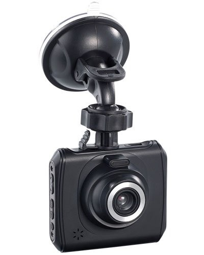 Caméra embarquée 2,4'' Full HD MDV-2490 avec détecteur de mouvement