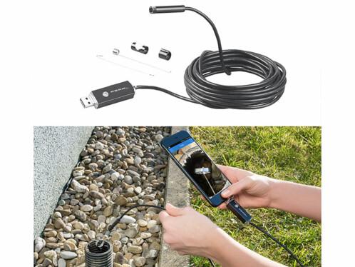 Caméra endoscopique USB / Micro USB OTG - 5 m