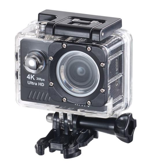 caméra sport 4K UHD 60fps somikon dv-3217.wifi avec accessoires pas cher