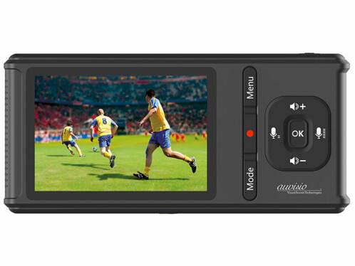 Enregistreur vidéo 4K UHD avec écran couleur GC-500