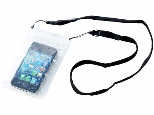 Étui étanche pour iPhone 4, iPhone 5 et smartphone 4''