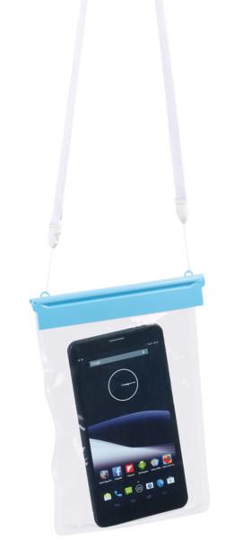 sac a bandouliere etanche pour smartphones et tablettes jusqu'à8 pouces somikon
