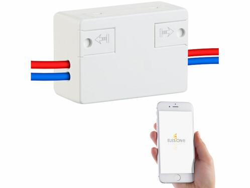 Interrupteur connecté compatible Amazon Alexa & Google Assistant
