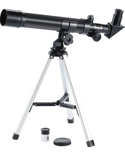 Lunette astronomique dioptrique 40 / 400 mm avec trépied