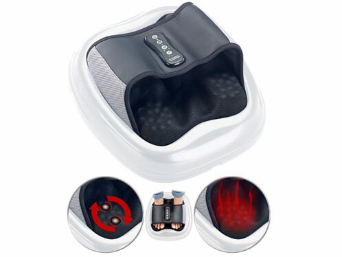 Masseur pour pieds chauffant avec fonction acupuncture