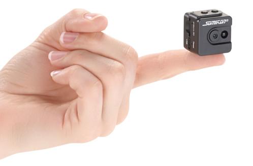 Caméra Hd À Micro Vision Ultra Somikon 720p Nocturne Compacte Led SUqGjzpLMV
