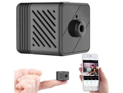 Mini caméra IPC-80.mini proportions.